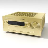Yamaha AV amplifire DSP-AX1