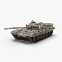 t-72 modeled max