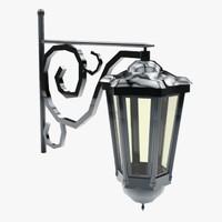 lantern ready 3d model