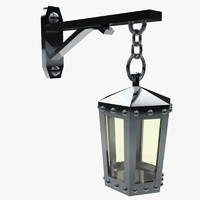 3ds max lantern ready
