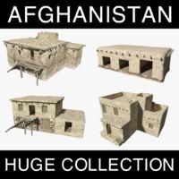 games afghanistan 3d obj