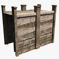 3d modular wall