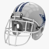 football helmet fbx