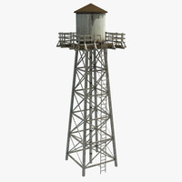 fbx water tower