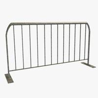 barrier 3d x