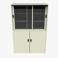 file cabinet fbx