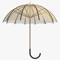 umbrella fbx