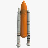 rocket engine 3d x