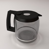 maya coffee maker carafe