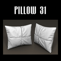 3dsmax pillow interiors