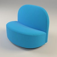 3d elysee chair