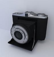 3dsmax camera