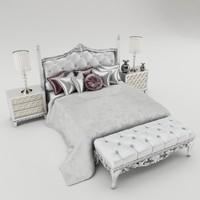 maya bed set