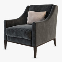 Niba home - Richard chair by Nisi Berryman