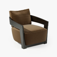 3d model jesse cindy armchair