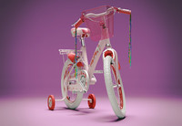 3d bicycle kids
