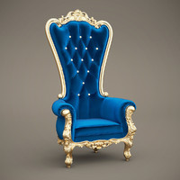 F&B Absolom Roche Chair (Caspani Throne theme)
