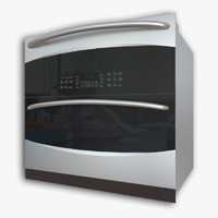 pt925snss ge 3d model