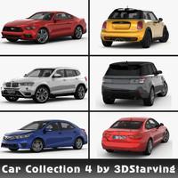 car 4 3d model