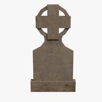 x grave gravestone