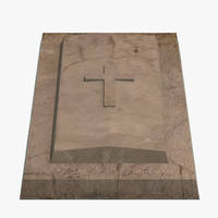 casket 3d model