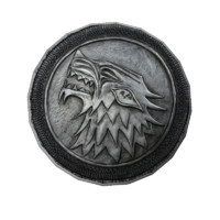 free thrones shield 3d model