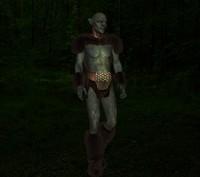 goblin woods 3d obj