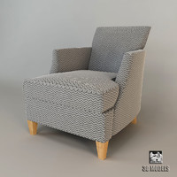 mood relax felxform armchair dxf
