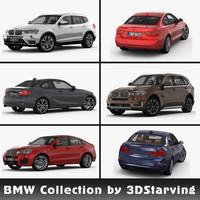 3d model bmw x3