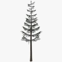 3ds max conifer tree