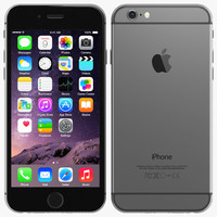 Apple iPhone 6 Space Grey