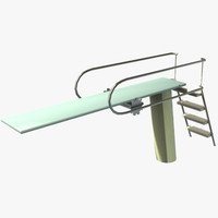 short diving board fbx