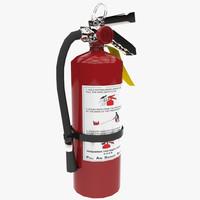 extinguisher 3d ma