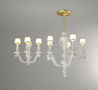 chandelier&wall sconce