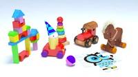 toys 3d model