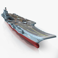3d chinese aircraft carrier cv-16