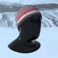c4d beanie cap