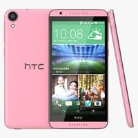 3dsmax htc desire 820 pink