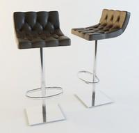 stools 3d max