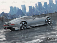 max mercedes vision gt environment