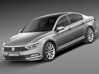 Volkswagen Passat B8 2015