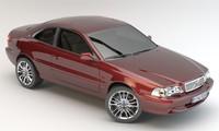 c70 sedan studio max