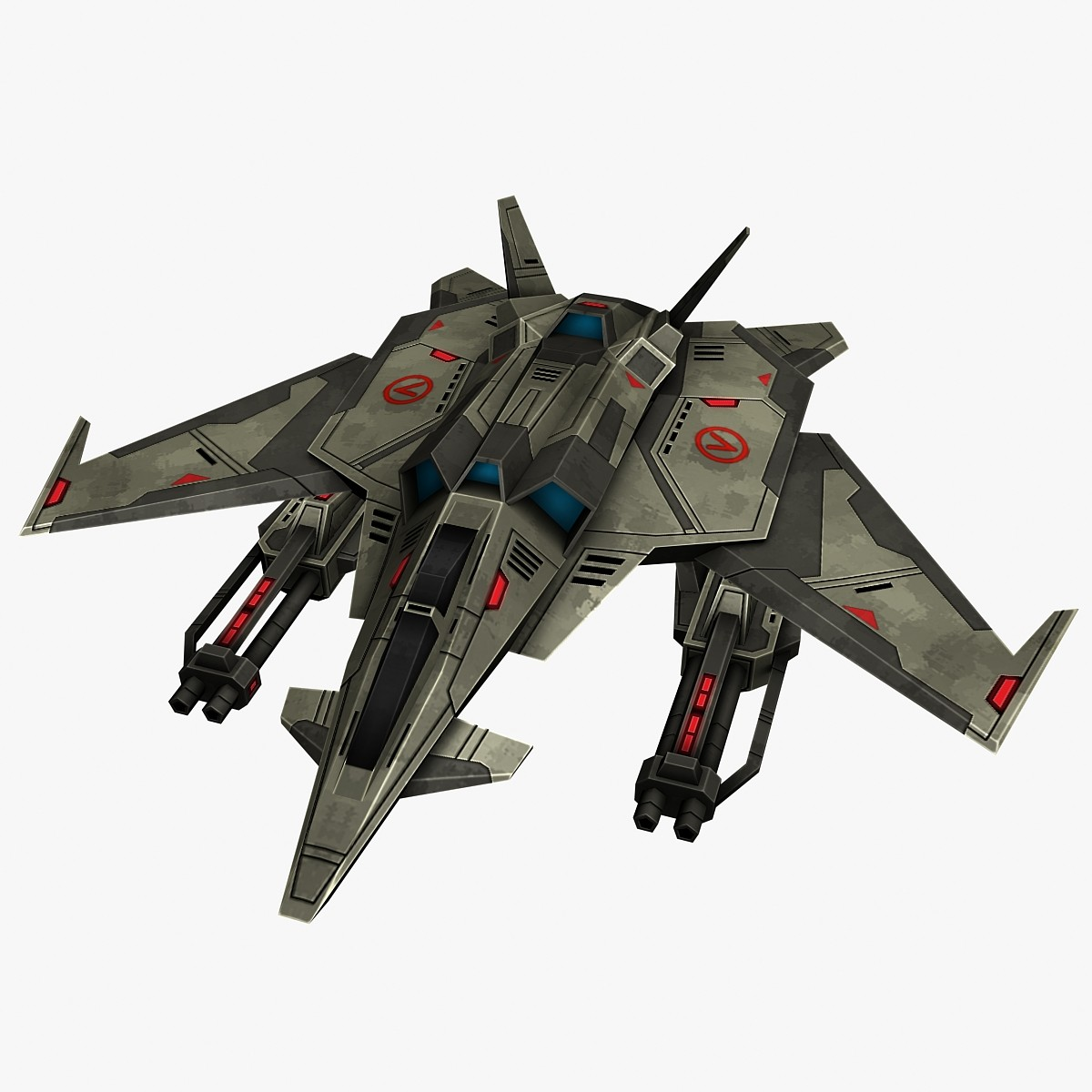 Jet Ready Games 3d Model