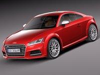 Audi TTS Coupe 2015
