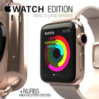 Apple Watch / Edition + NURBS