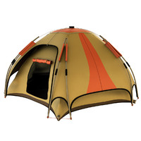 max realistic camping tent 1