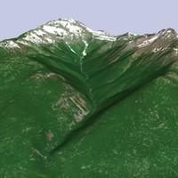 3dsmax terrain mtx-03 landscape