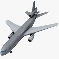 McDonnell Douglas DC-10 RNLAF