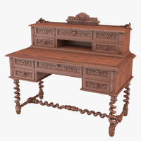 Classical Antiquarian  Table Genrich