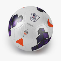 3d nike incyte soccer ball model